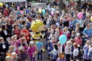 Biene Kinderkirmes